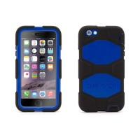 Griffin - Survivor All-Terrain iPhone 6/6s Plus (black/blue)