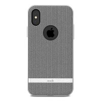 Moshi - Vesta iPhone X/XS (herringbone grey)