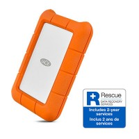 LaCie - Disco Rugged USB-C 4 TB
