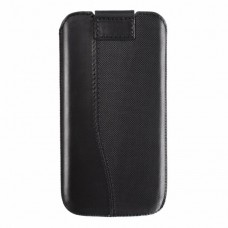 Artwizz - Leather Pouch Esteem iPhone 5/5s/SE (black)
