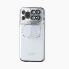 ShiftCam - 5-in-1 Travel Set iPhone 11 Pro (transparent)