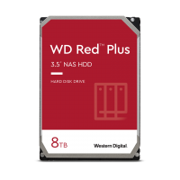 Western Digital - Disco Red Plus 3.5'' 8TB SATA III (5400rpm)